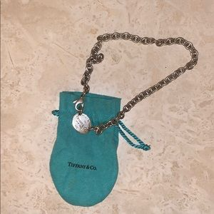 Tiffany's Chain Necklace